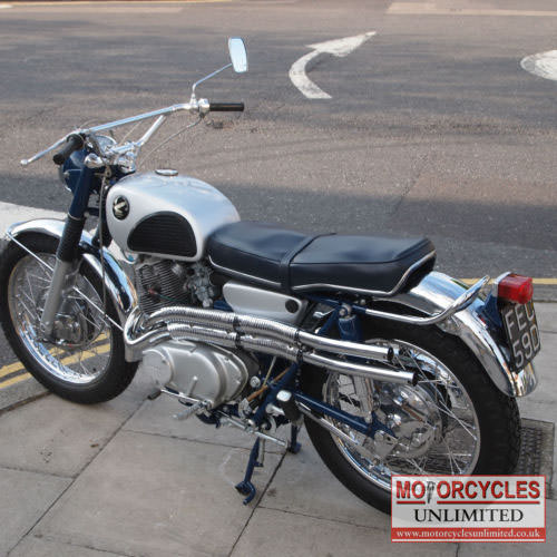 1966 honda cl77 classic honda for sale motorcycles unlimited. Black Bedroom Furniture Sets. Home Design Ideas