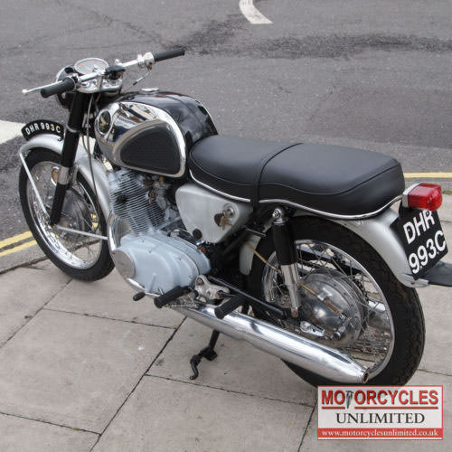1965 honda cb77 classic honda motorbike for sale. Black Bedroom Furniture Sets. Home Design Ideas