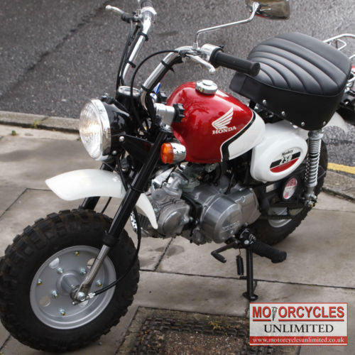 2004 Honda Z50 Monkey Bike for Sale | Motorcycles Unlimited