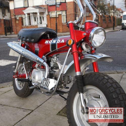 Honda Ct Classic Monkey Bike For Sale on Ct70 Engine