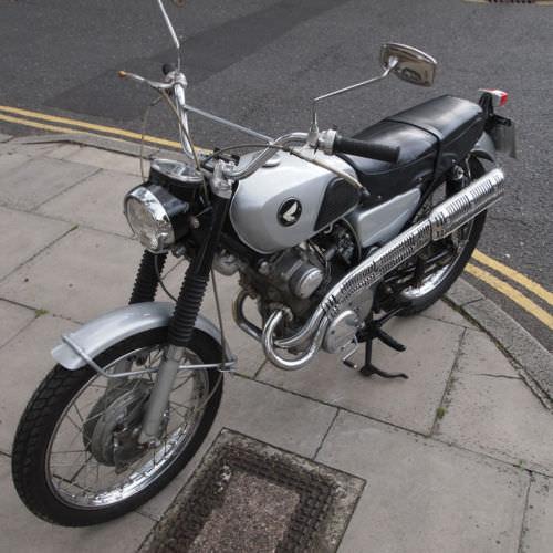 Used Honda Motorcycle Dealer >> 1966 Honda CL160 Vintage Honda for Sale | Motorcycles ...