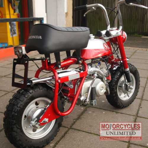 Honda Z50A Monkey Bike for Sale | Motorcycles Unlimited