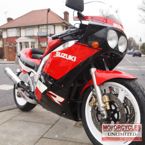 Gsxr 1100 Owners manual