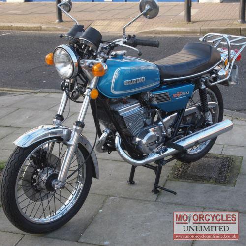 1975 Suzuki GT250 Classic 2 Stroke for Sale | Motorcycles ...
