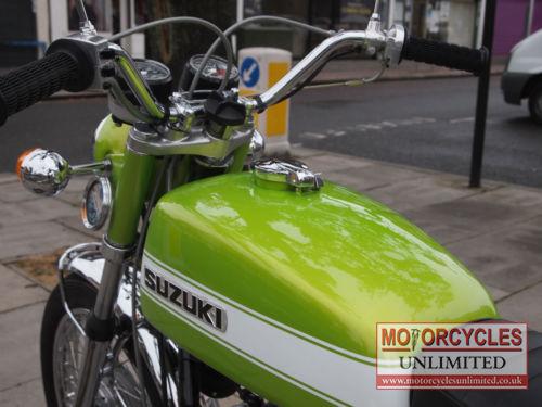 Suzuki Wow Registration
