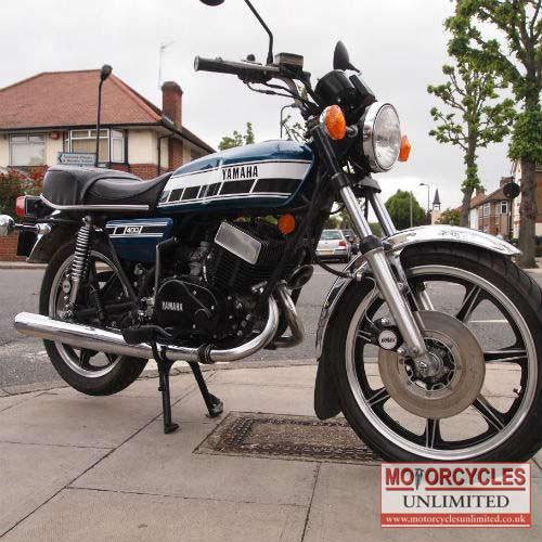 Yamaha rd 400 servive manual