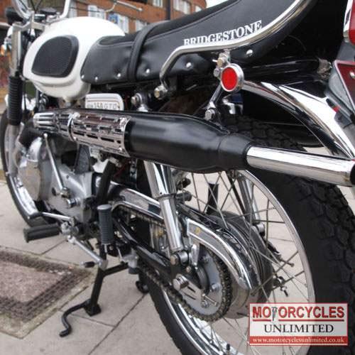 1968 Bridgestone 350 GTO for sale | Motorcycles Unlimited
