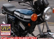 YAMAHA RD400 Wanted  Similar Classic Japanese Bikes Wanted
