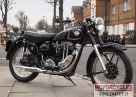 1953 Matchless G3LS 350 – £SOLD