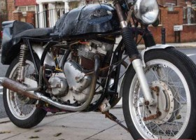 1955 Triton Cafe Racer Project For Sale – £SOLD