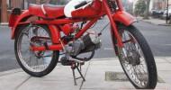 1962 MOTO GUZZI 75cc Cardellino – £SOLD