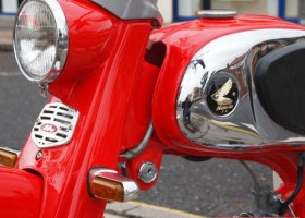 1963 Honda C114 Sport Cub Japanese Vintage Bike for Sale – £SOLD