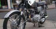 1963 Honda CB72 Classic Honda for Sale- £SOLD