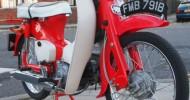 1964 Honda C100 Classic Honda for sale – £SOLD