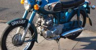 1967 HONDA CD175 -£SOLD
