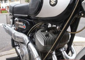 1968 Suzuki TC250 – £SOLD