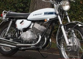 1969 Kawasaki H1500 Mach 111 for sale – £SOLD