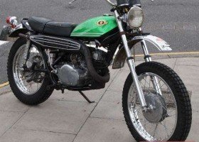 1969 Suzuki TS250 for sale – £SOLD