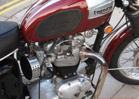 1970 Triumph T120 R Bonneville 650 for sale – £SOLD