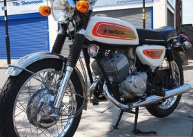 1971 Kawasaki A1 Samurai – £SOLD