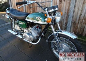 1971 SUZUKI T350 MK11 – £SOLD