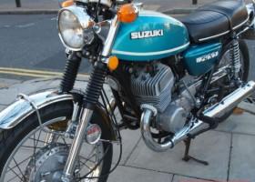 1971 SUZUKI T500 R Cobra – £SOLD