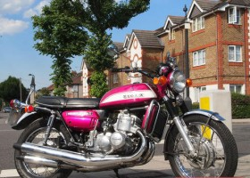 1971 Suzuki GT750 J for sale – £SOLD