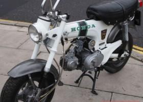 1972 Honda ST70 Monkey Bike for sale – £SOLD