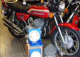 1972 Kawasaki 350 S2 for sale – £SOLD