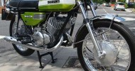 1972 SUZUKI T350 Rebel For Sale – £SOLD