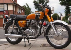 1973 HONDA CB350 K4 for sale – £SOLD