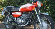 1973 SUZUKI T350 Rebel for sale – £SOLD