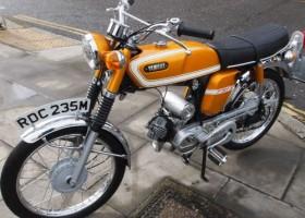 1973 Yamaha FS1E  – £SOLD