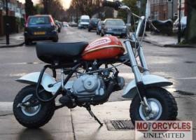 1974 HONDA QA50 K2 – £SOLD