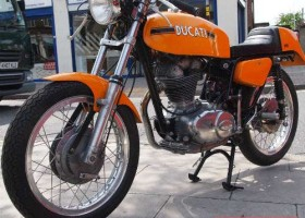 1975 Ducati 350 Mk111 for sale – £SOLD