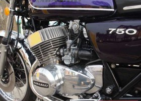 1975 Kawasaki H2750C Classic Bike for sale – £SOLD
