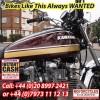 1975 Kawasaki Z1B Classic Kawasakis Wanted