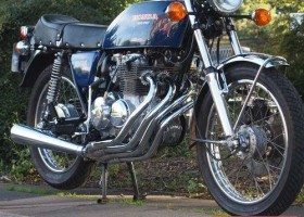 1976 Honda CB400F for Sale – £SOLD
