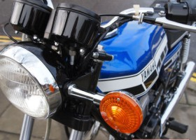 1976 Yamaha RD250C Classic Yamaha for Sale – £SOLD