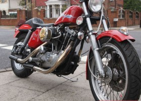 1977 Harley Davidson XLT 1000 for sale – £SOLD