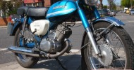 1977 Suzuki B120 for Sale – £SOLD