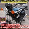 YAMAHA RD400 E Wanted and Similar Classic Japanese Bikes Wanted