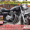 Kawasaki Z1000 Ltd Custom Wanted