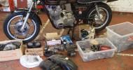 1979 Suzuki GS850 G Project Bike for sale – £SOLD