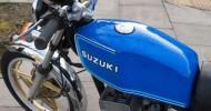 1980 Suzuki X7 250 Classic Suzuki for sale – £SOLD