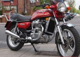 1981 Honda CX500 – £SOLD