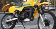 1981 SUZUKI PE250 ENDURO CLASSIC VINTAGE – £SOLD
