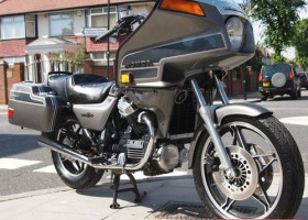 1986 Honda GL650 D2E Silverwing – £SOLD