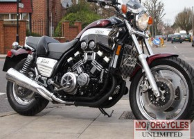 1992 Yamaha V Max 1200 – £SOLD