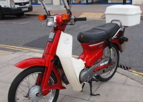 1999 Honda C90 Cub for sale – £SOLD
